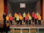 2009 Jubiläumskonzert - 75 Jahre Gesang Salgesch