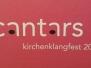 2015 Cantars Kirchenklangfest in Steg